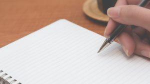 ペンとノート - ぱくたそ