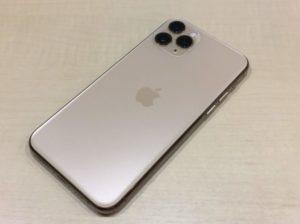 iPhone 11 Pro 背面