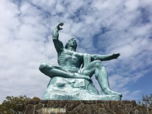 長崎平和祈念像